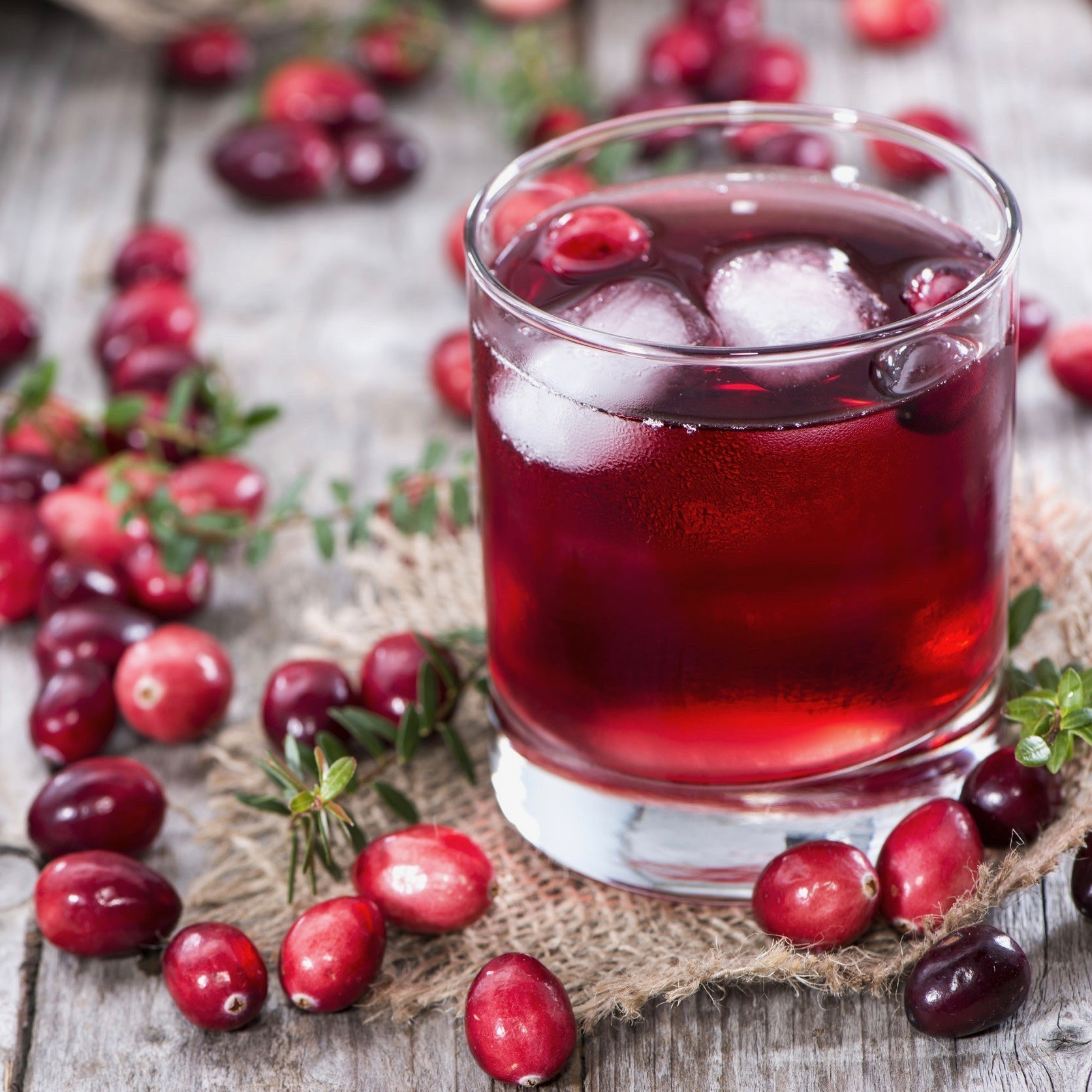 Cranberry juice: three benefits for your health